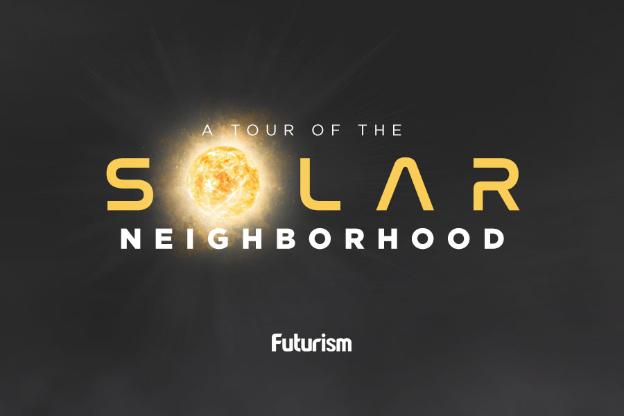 A Tour of the Solar Neighborhood [INFOGRAPHIC]