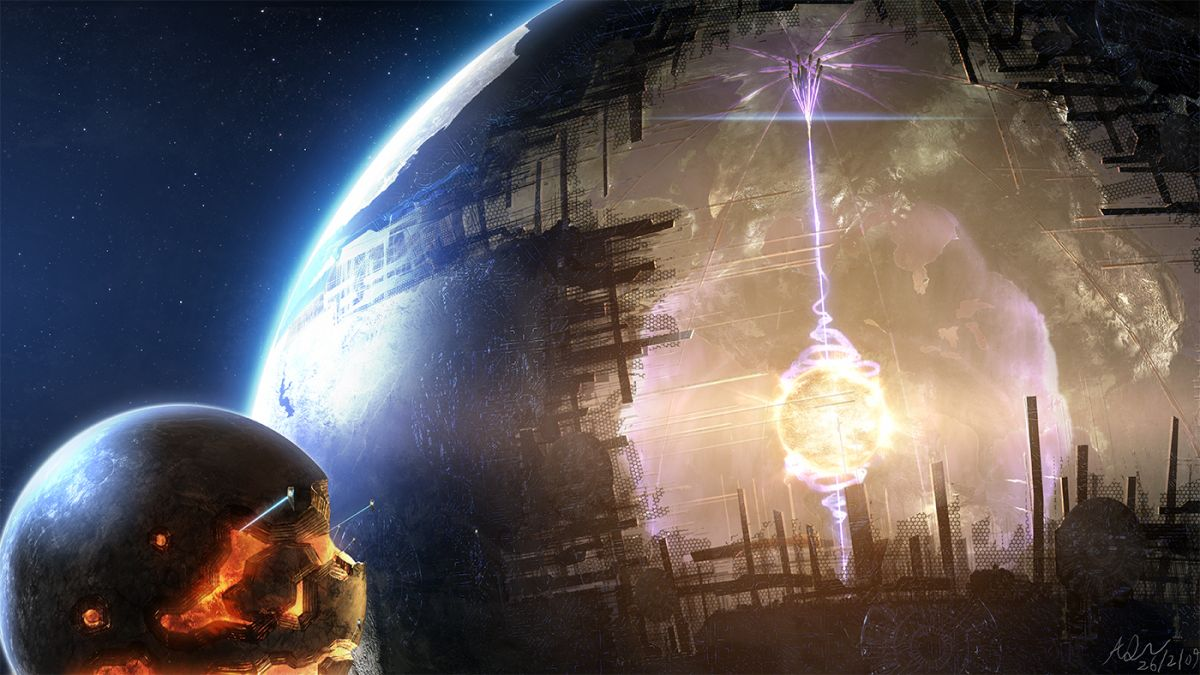 Kardashev Scale: What It'll Be Like When We Control the Power of an Entire Star
