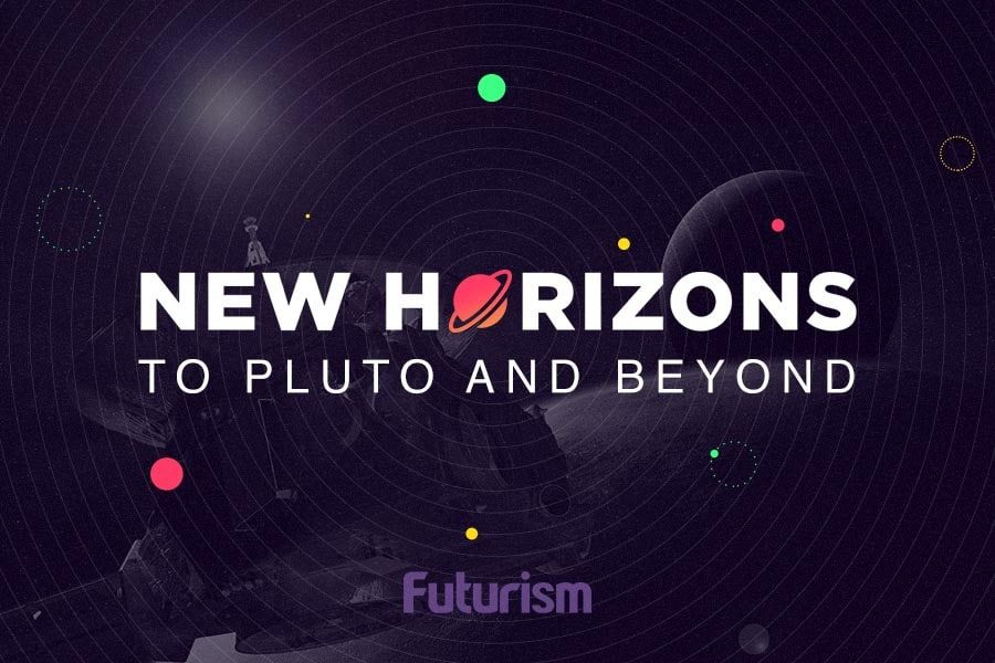 New Horizons: To Pluto and Beyond [INFOGRAPHIC]