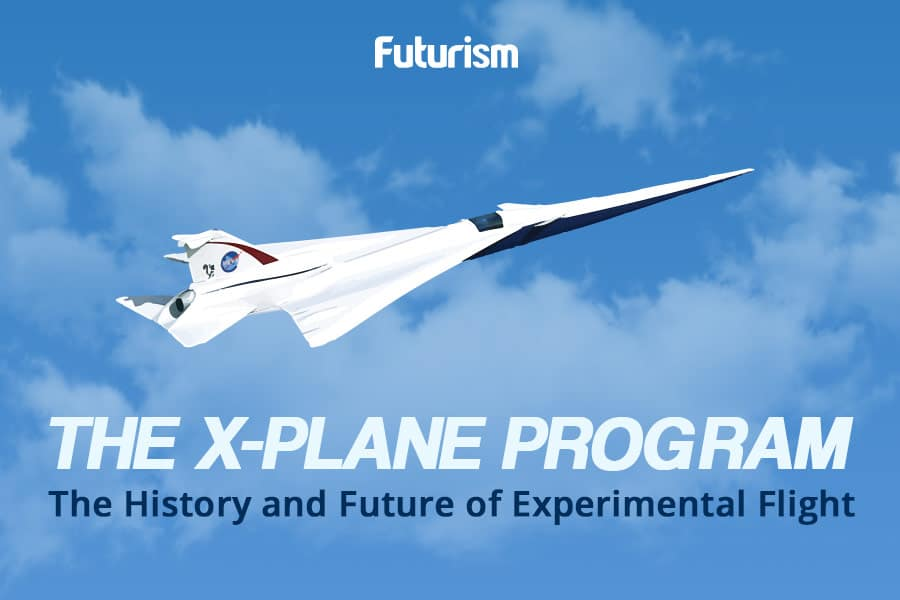 The X-Plane Program [INFOGRAPHIC]