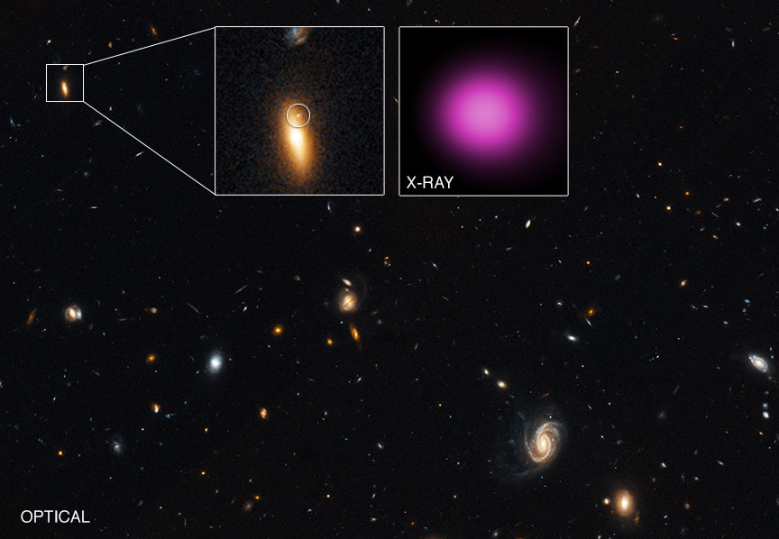 Credits: NASA, Chandra X-ray Observatory