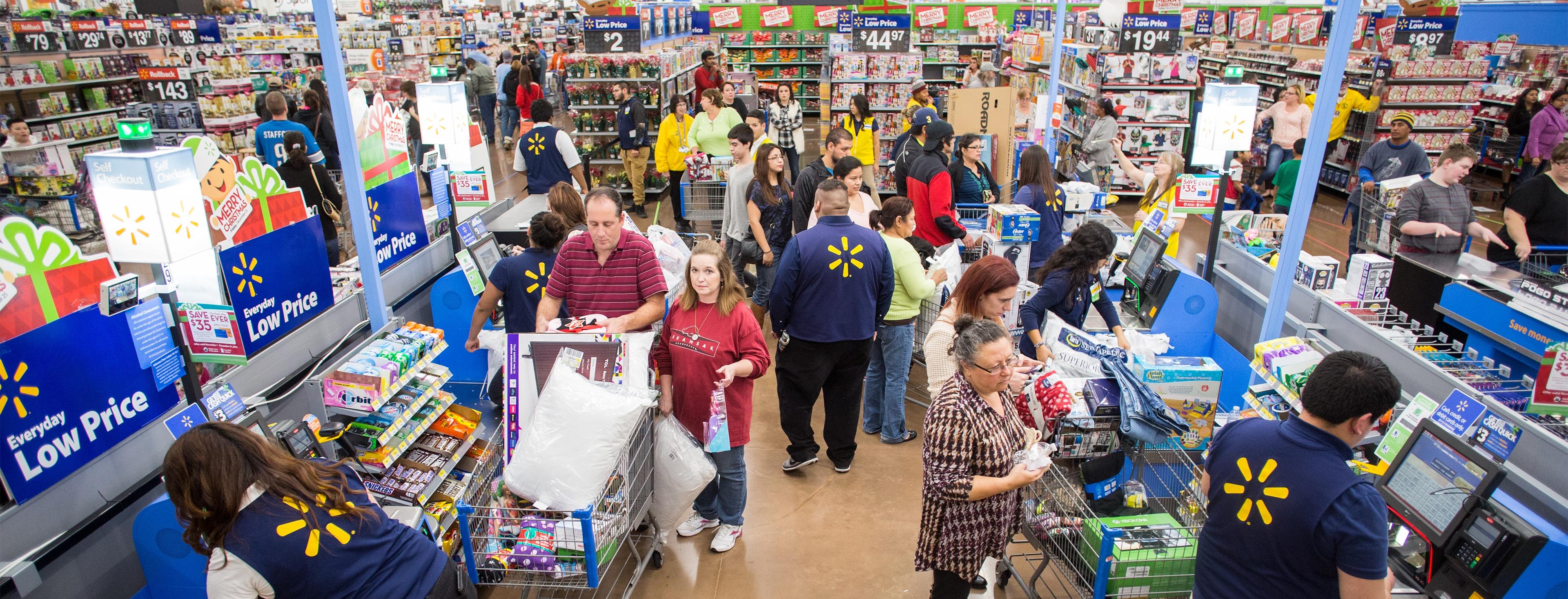 Walmart. Image: Fortune.