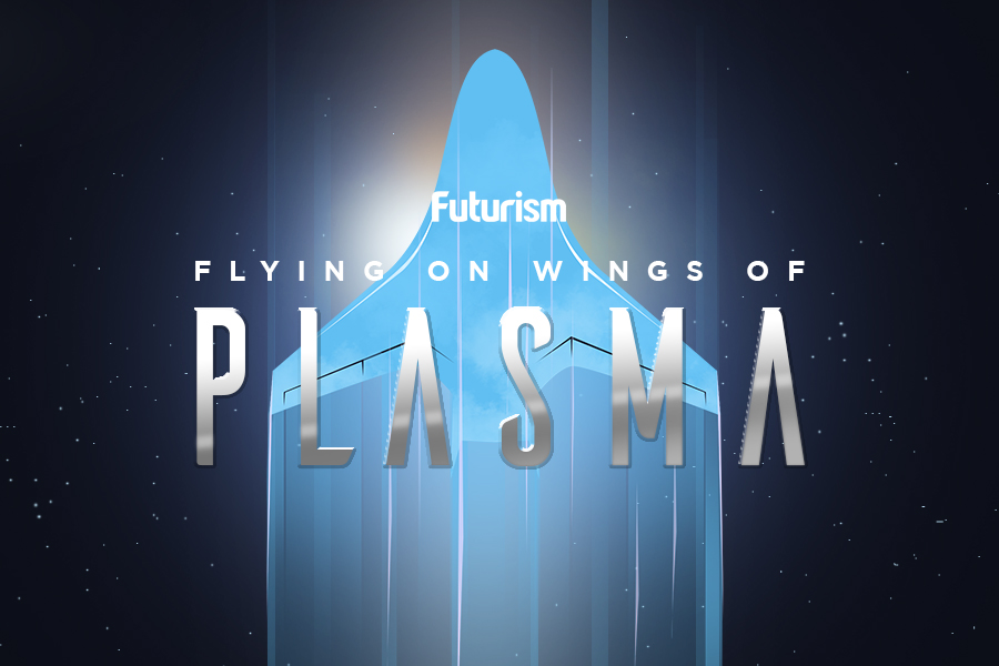 Flying on Wings of Plasma [INFOGRAPHIC]