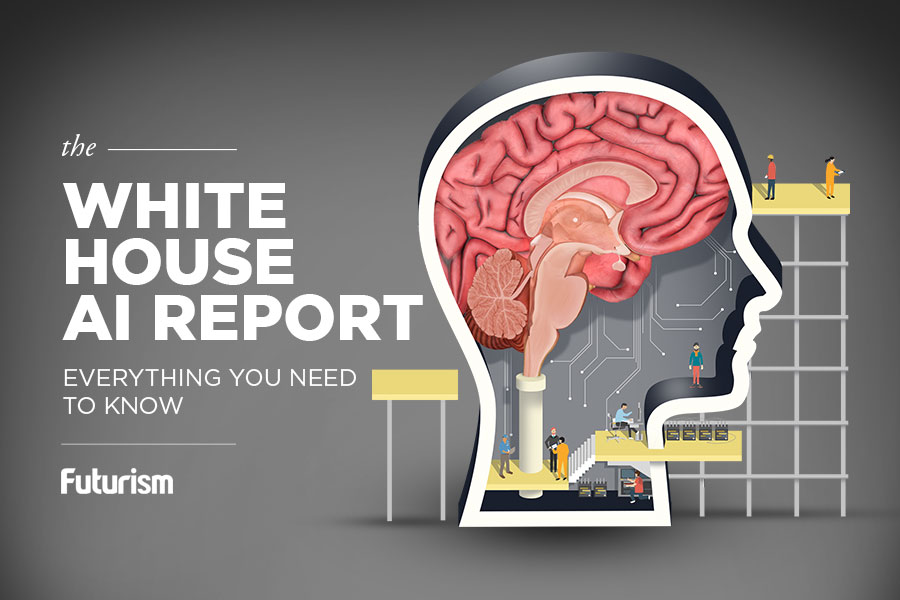 White House AI Report: Everything You Need to Know [INFOGRAPHIC]