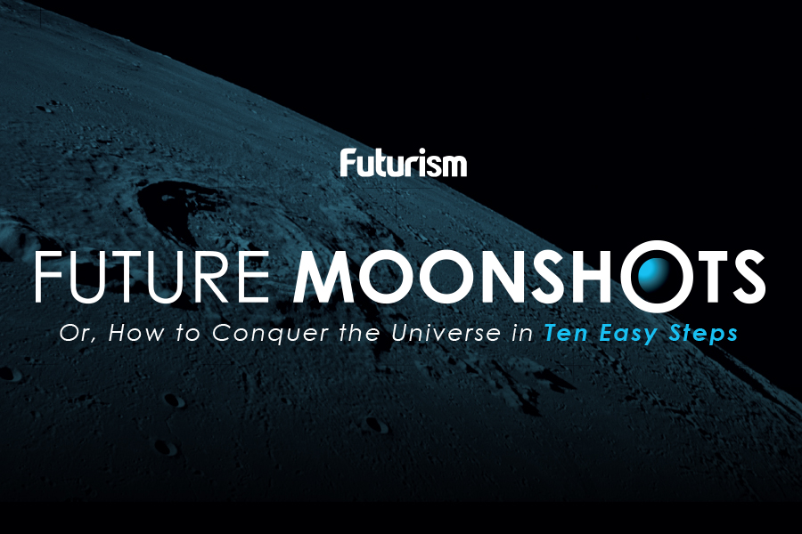 Future Moonshots [INFOGRAPHIC]
