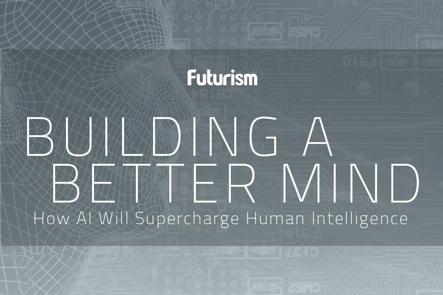 Reprogramming the Human Mind: Here's How We'll Make Humanity 2.0 [INFOGRAPHIC]