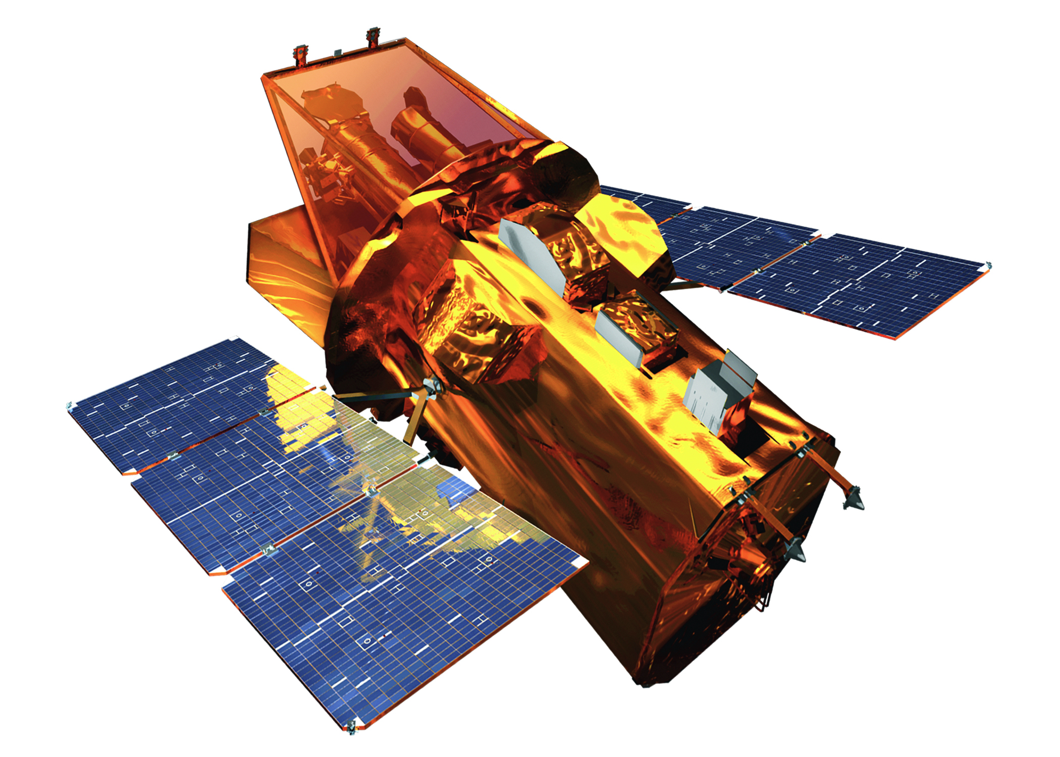 NASA's Swift satellite. Credit: NASA