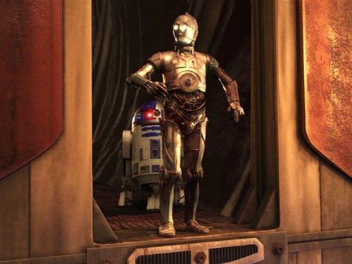 """Machines making machines,"" said C3-PO. Credits: LucasFilm/20th Century Fox"