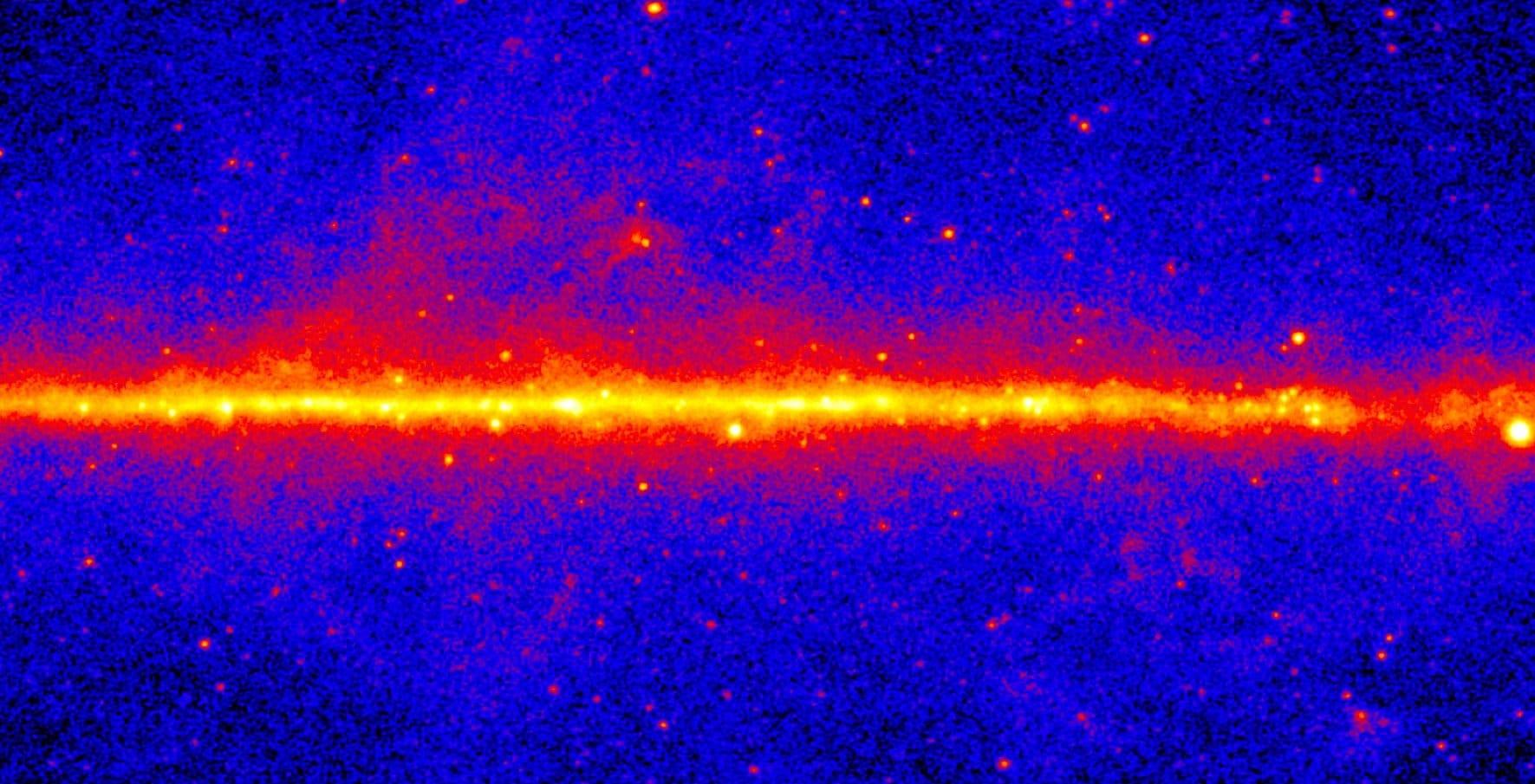 Gleamoscope/Fermi Telescope