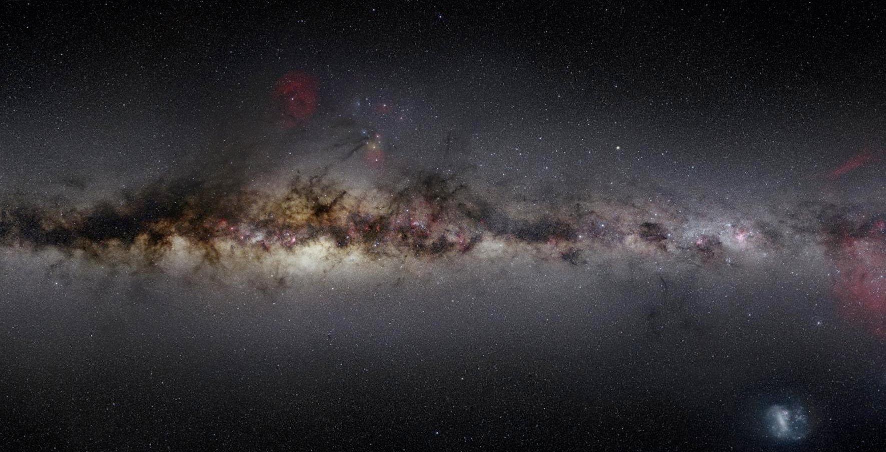 Gleamoscope/Nick Risinger/skysurvey.org
