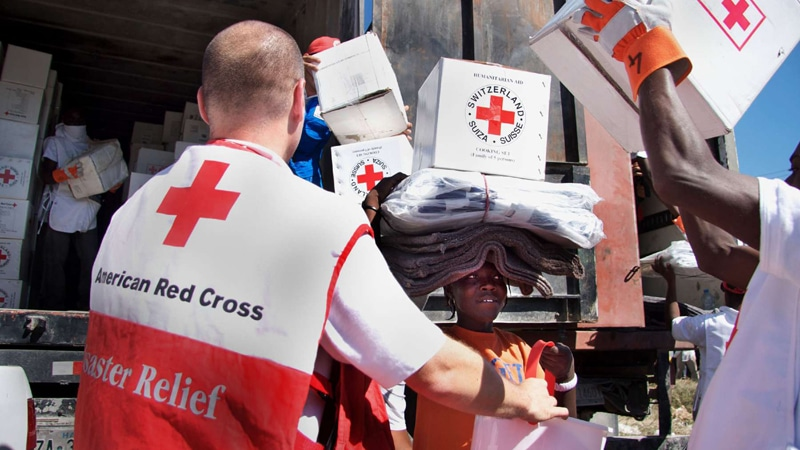 Photo: Talia Frenkel/American Red Cross
