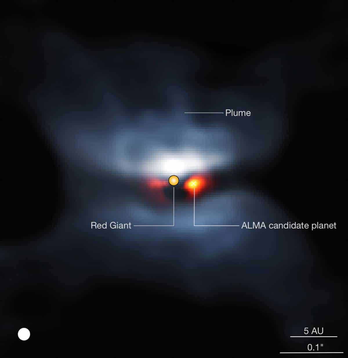 Credits: P. Kervella et al. (CNRS / U. de Chile / Observatoire de Paris / LESIA / ESO / ALMA)