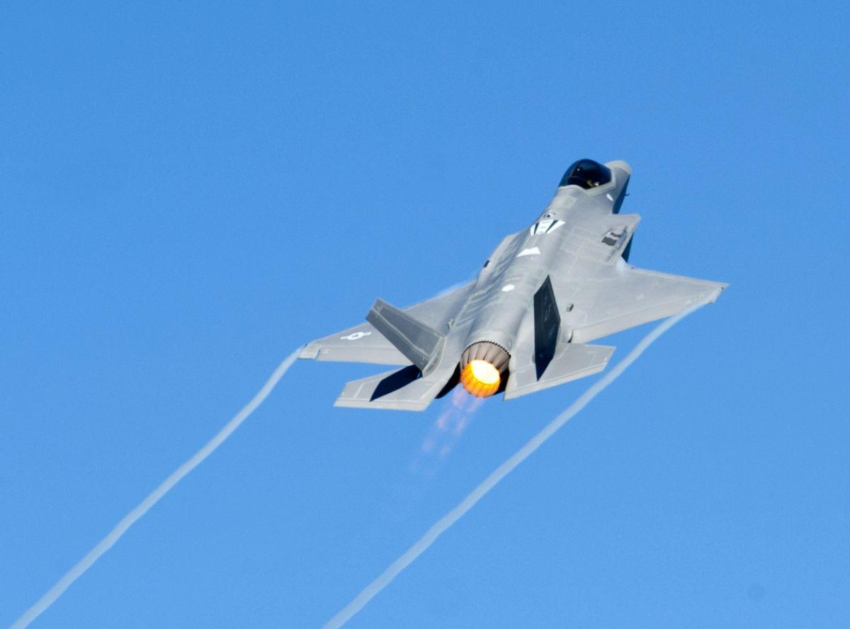 U.S. Air Force photo/Senior Airman R. Alex Durbin