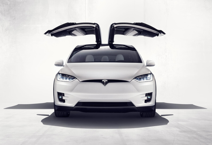 This is close to flying a Tesla could get. Image credit: Tesla