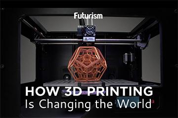 *3* The First 3D Printed Sky Scraper Will Rise in Dubai
