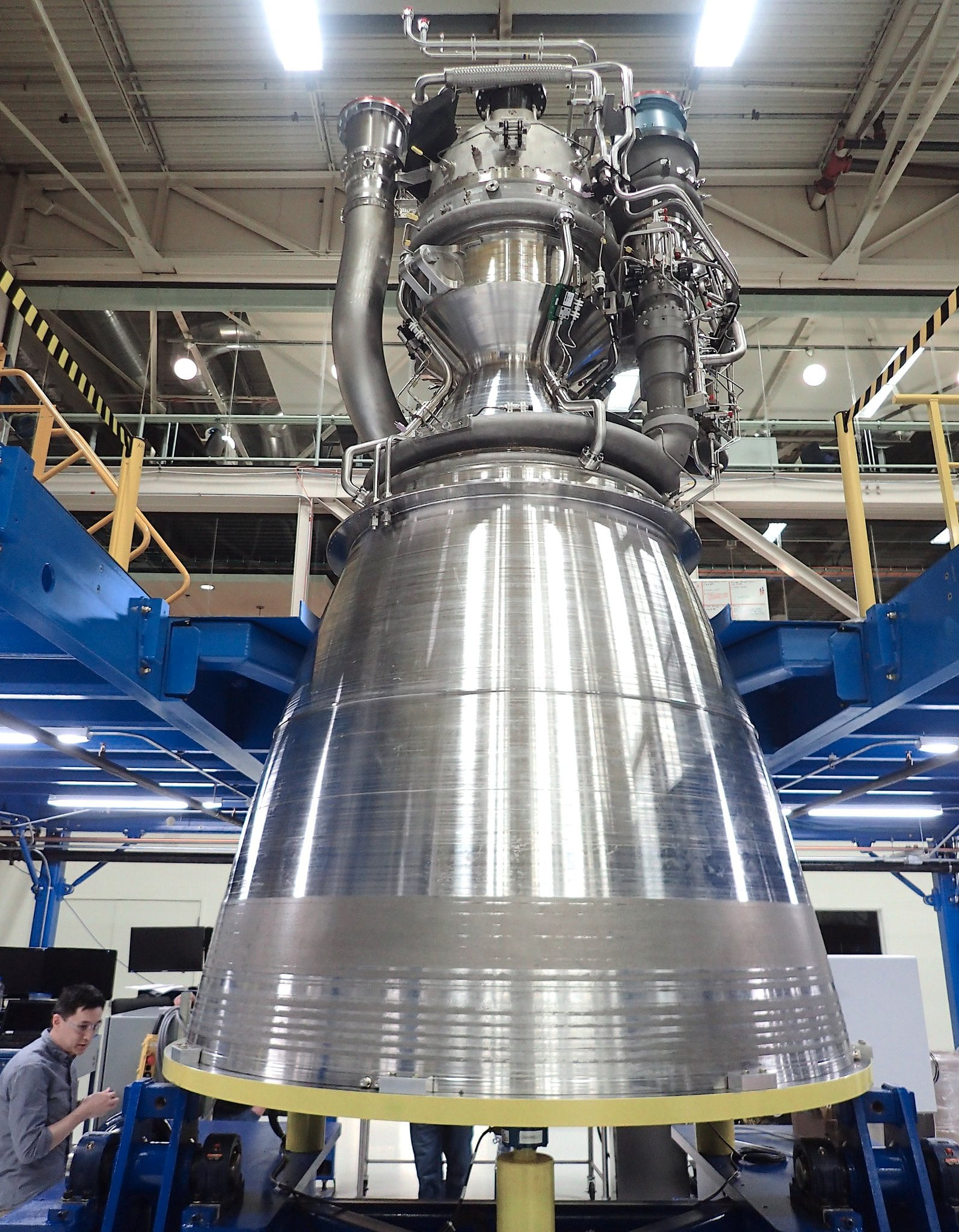 *3* Blue Origin Reveals the BE-4, It's Latest Rocket Engine