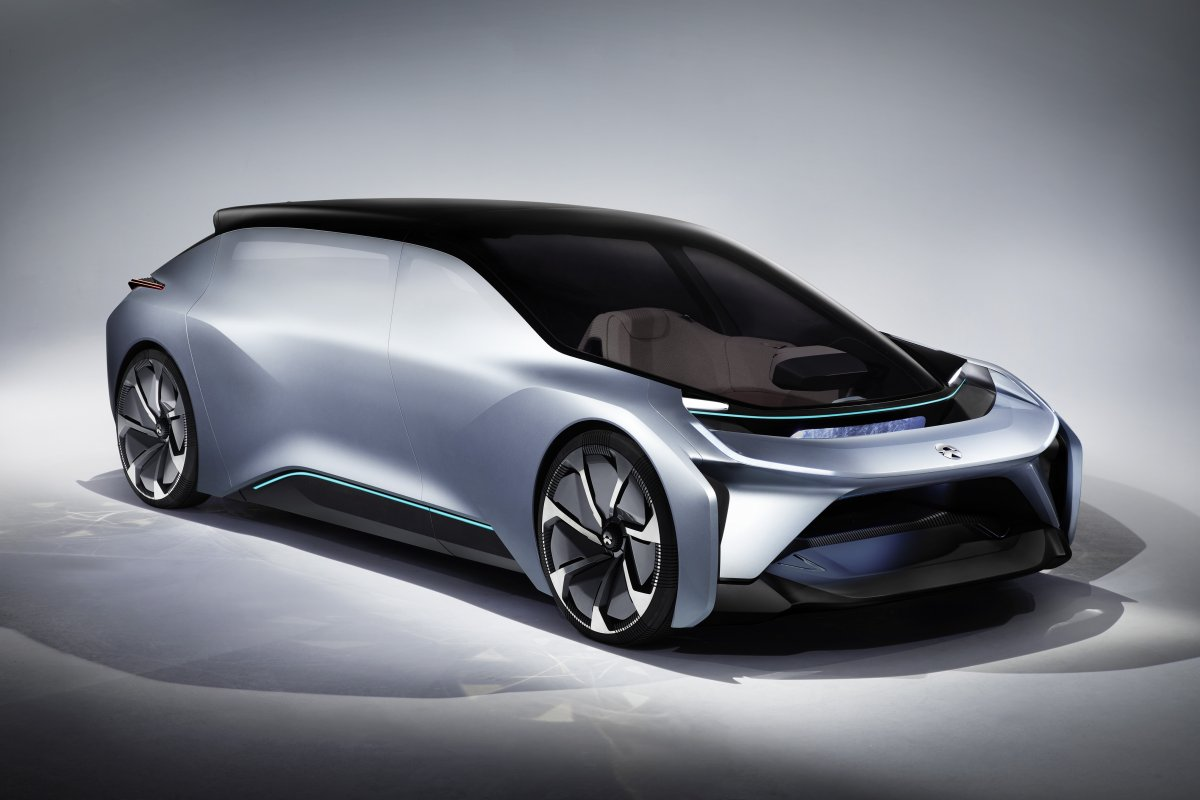 electric vehicles nio sxsw conference