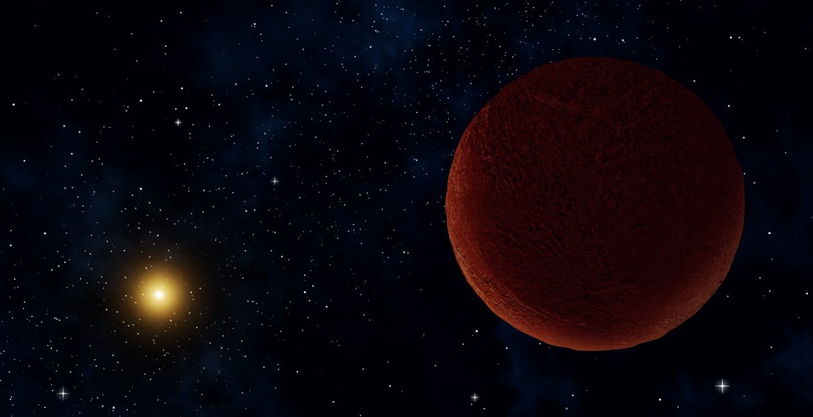 *4* Astronomers Have Found a Large, Lurking Object at the Edge of our Solar System