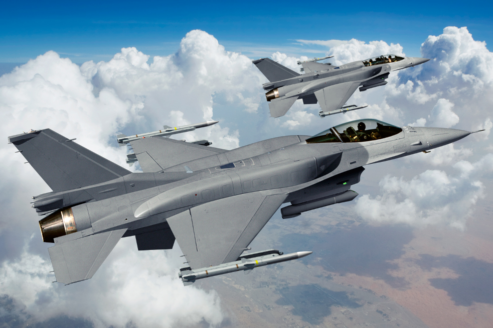 *3* The Military Just Demoed an F-16 That Flies And Executes Strikes By Itself