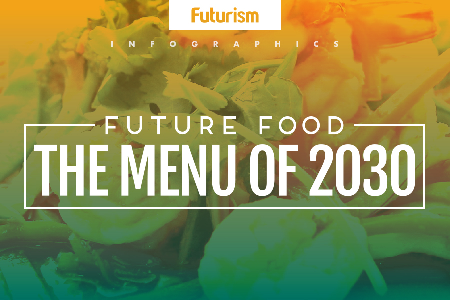 Future Food: Menu of 2030