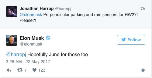 Elon Musk: Tesla's Autonomous Car Will Drive Coast-To-Coast by 2018