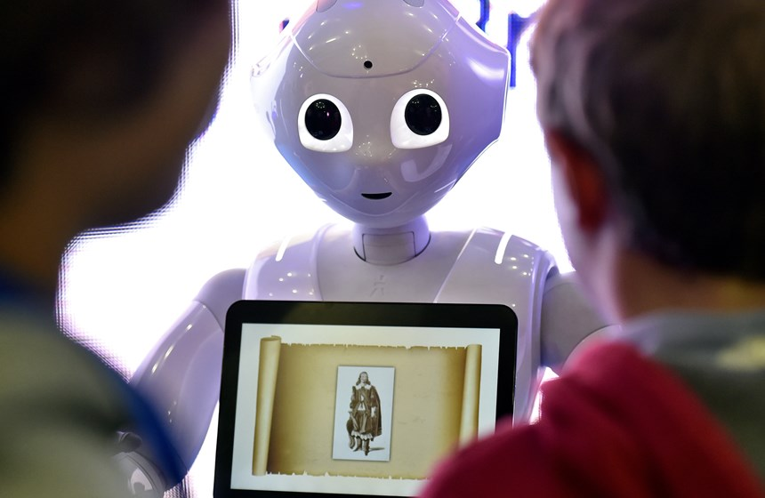What the Rise of Sentient Robots Will Mean for Human Beings