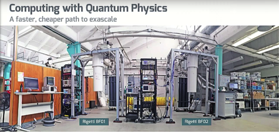 MASSIVE DISRUPTION – QUANTUM COMPUTING