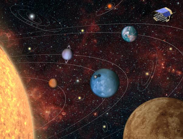 Image Credit: European Space Agency