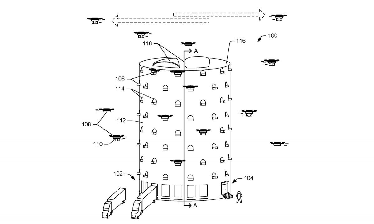 Image credit: Amazon/US Patent and Trademark Office