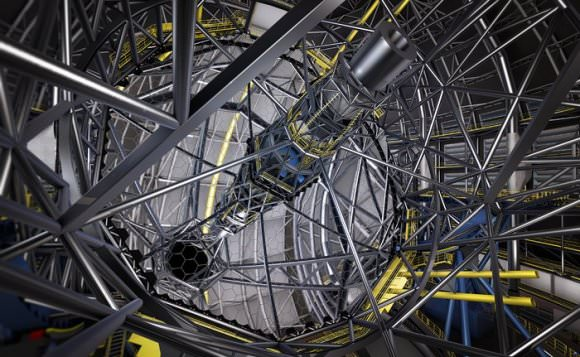 Construction Begins On the Next Super Telescope