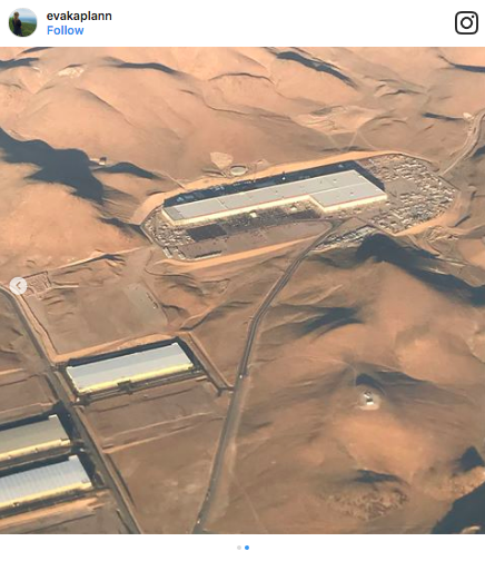 New Aerial Photos Appear to Show Just How Massive Tesla's Gigafactory Is