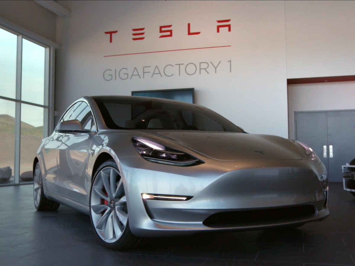The Model 3 Arrives Friday — Here's a Look at How Tesla's Cars Have Evolved Over the Years