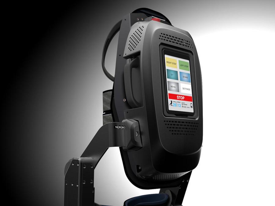 exoskeleton amazon alexa voice assistant