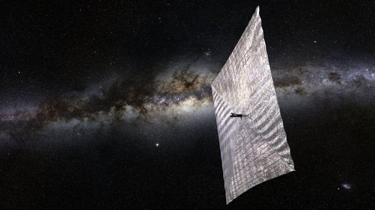 Космические корабли будущего: проекты и идеи, которые уже находятся на стадии исследования - проект LightSail