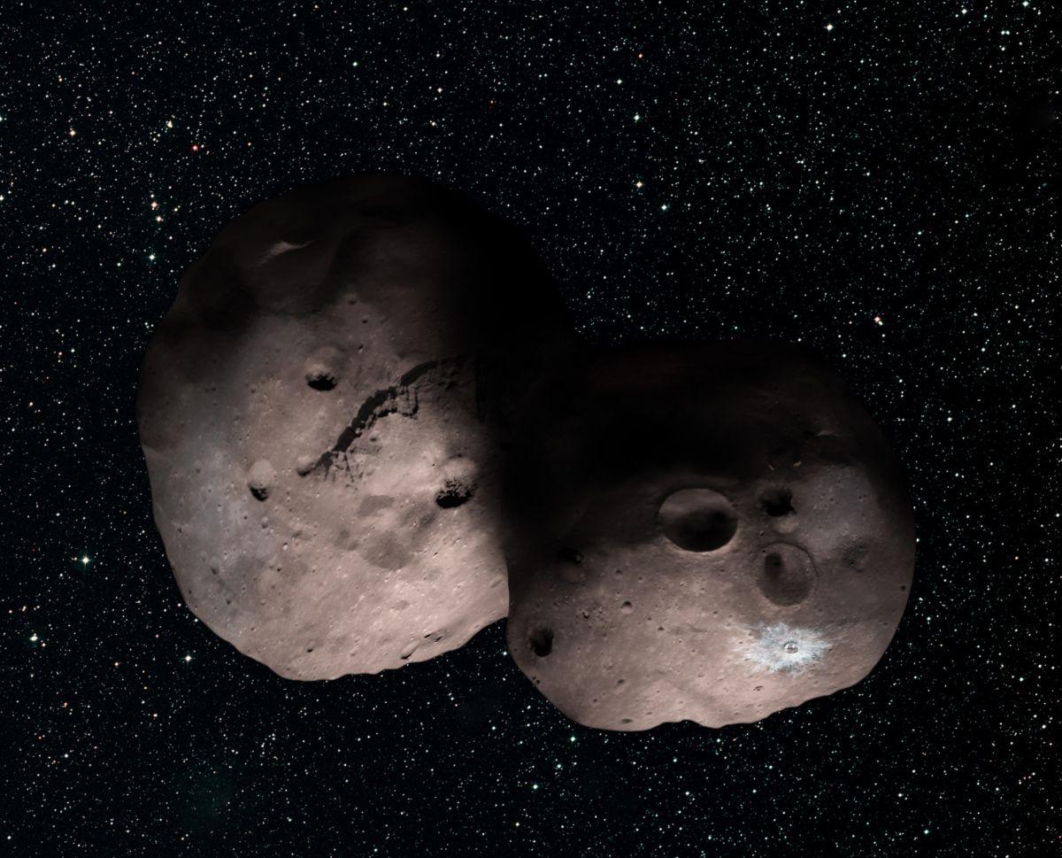 Kuiper Belt NASA MU69 New Horizons