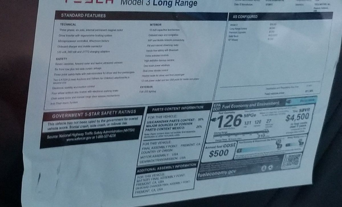 Image Credit Zoomit Tesla Motor Club