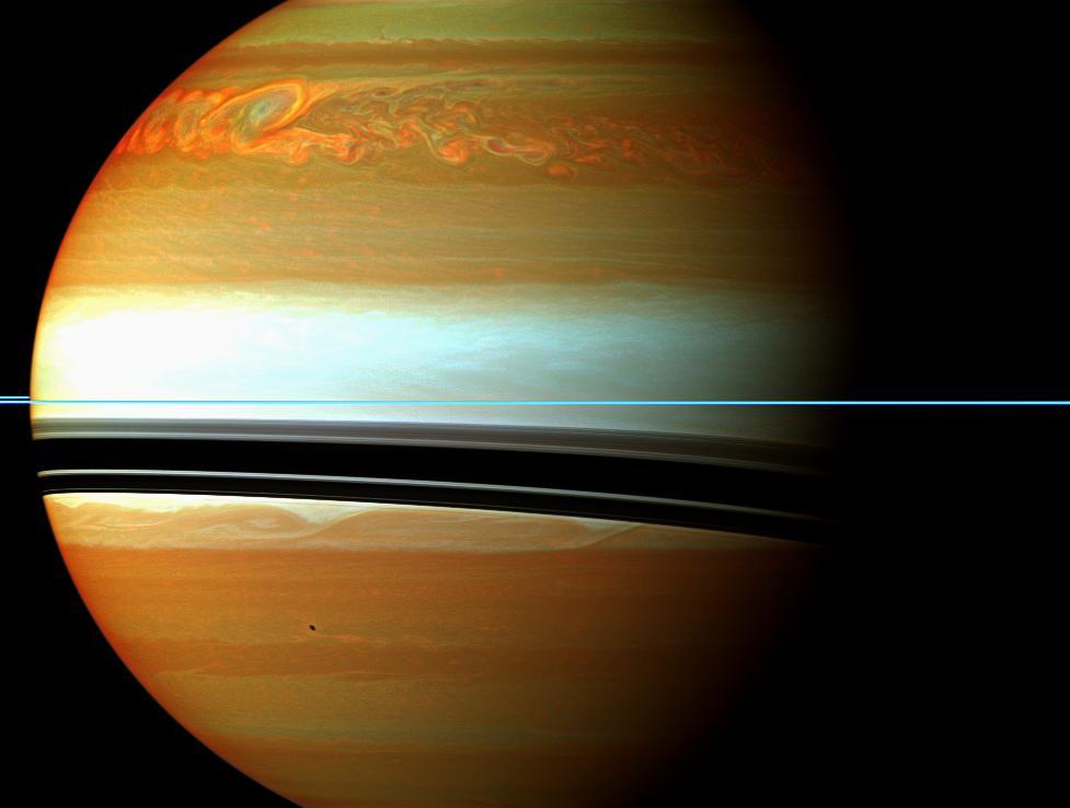 Taken on November 2011. Image credit: NASA-JPL