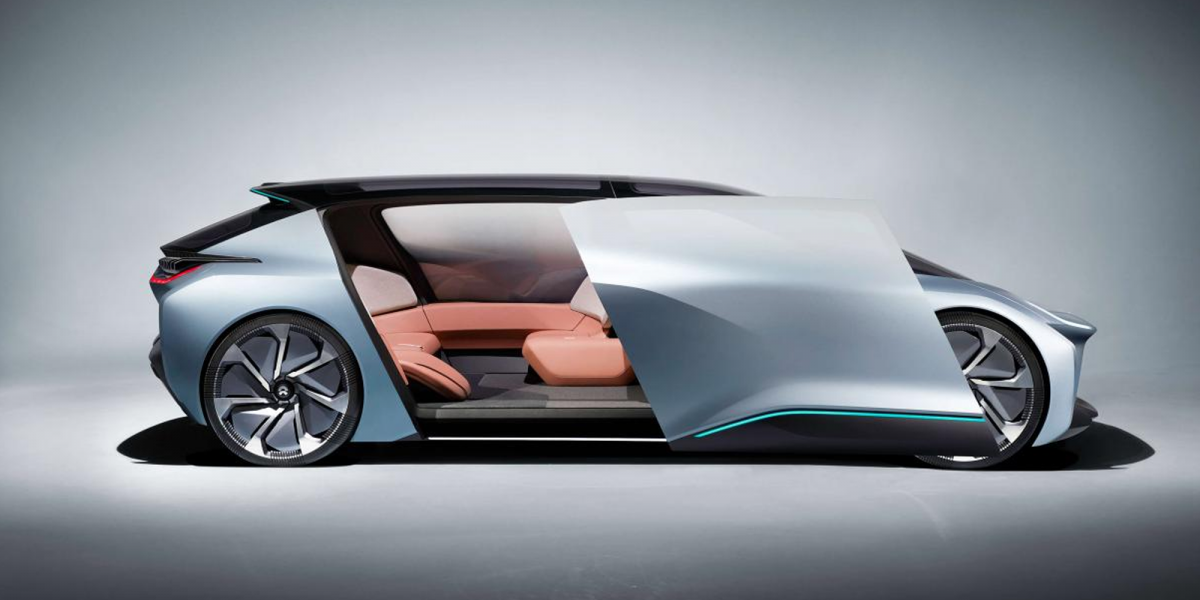 The Future Of The Car Is Undergoing Fundamental Change