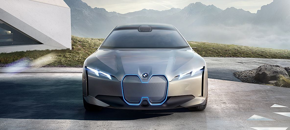 See Bmw S Gorgeous Vision For The Future Of All Electric Vehicles