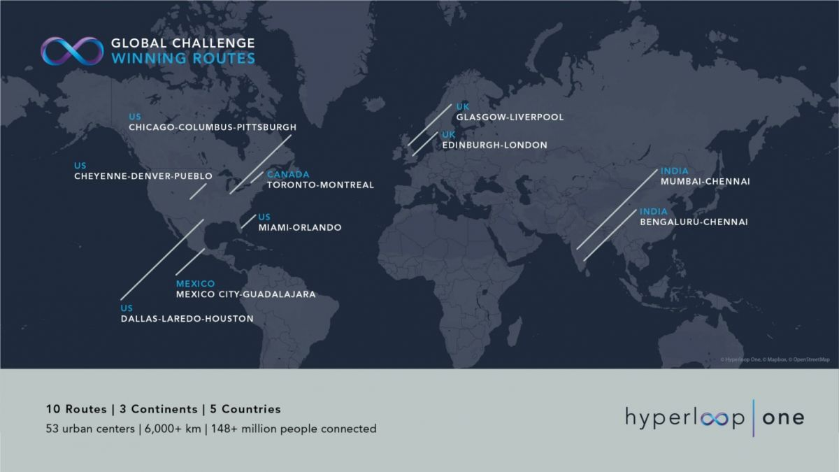 Image Credit: Hyperloop One