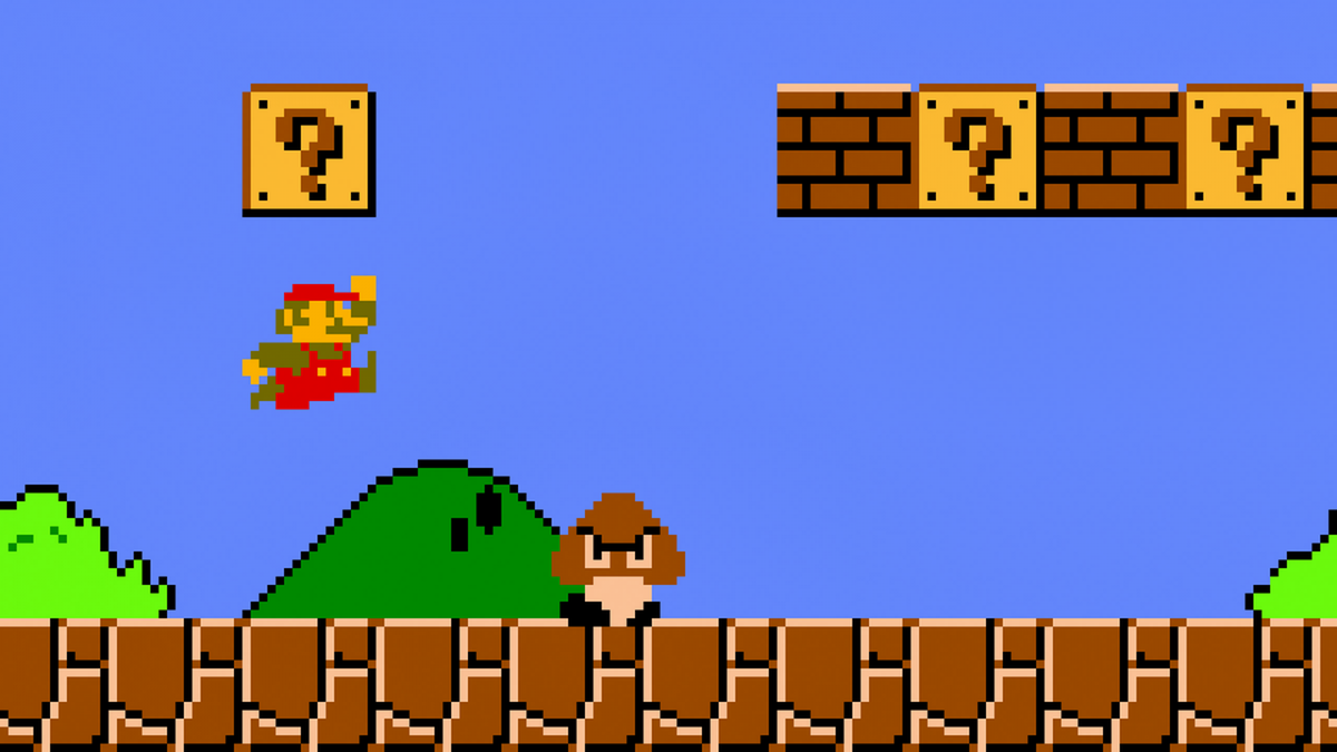 An Ai Can Recreate Your Favorite Old School Video Game Just By