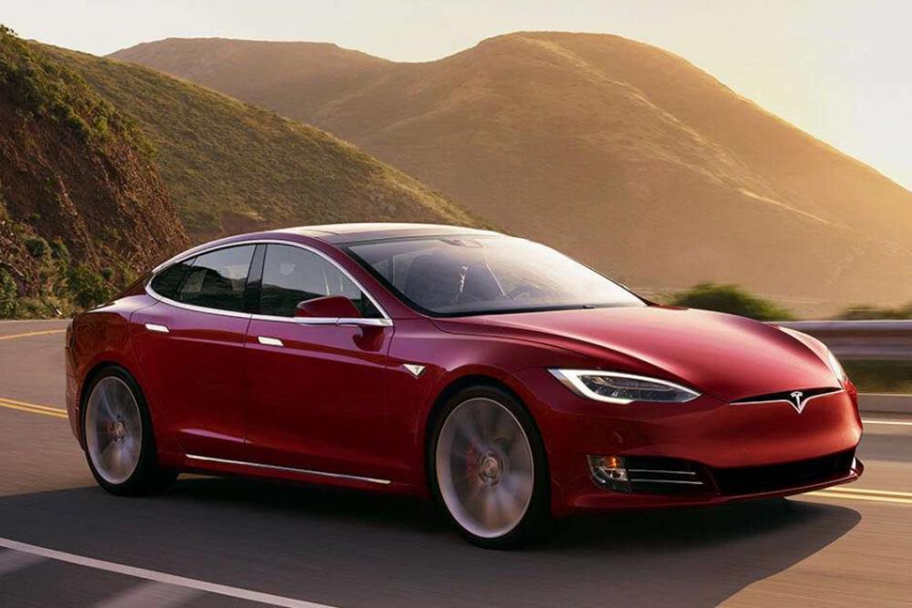 The Tesla Model S. Image Credit: Tesla