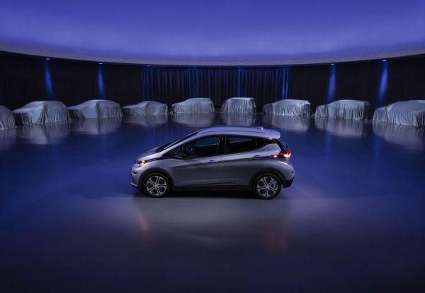 electric vehicles general motors electric cars ev