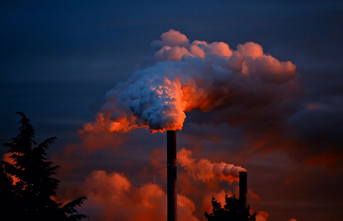 Negative emissions will be an essential part of battling climate change. Image Credit: JuergenPM / Pixabay