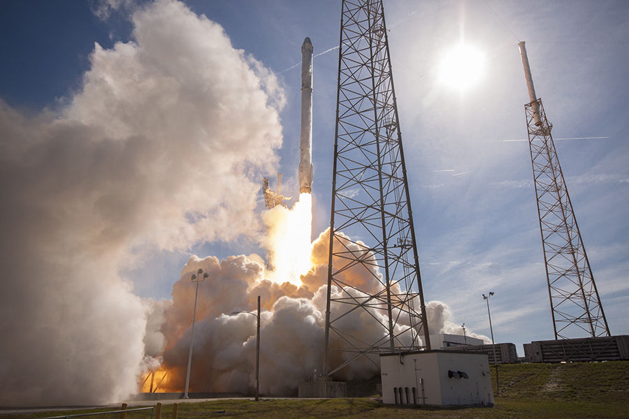 spacex reusable rockets elon musk