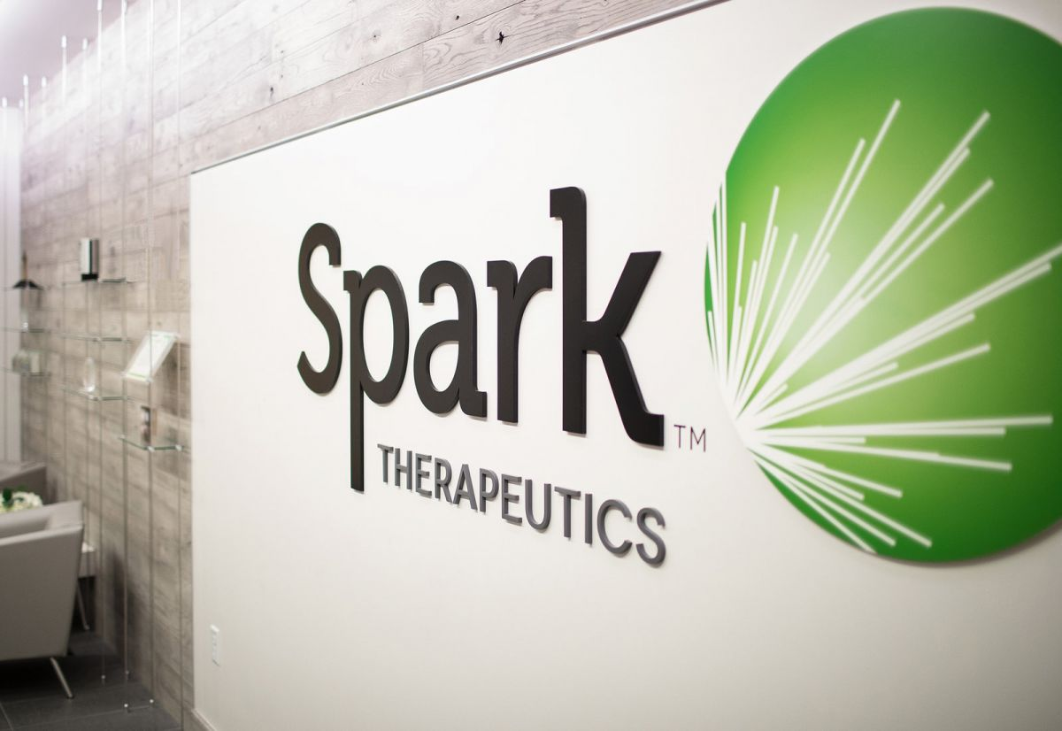 Image credit: Spark Therapeutics