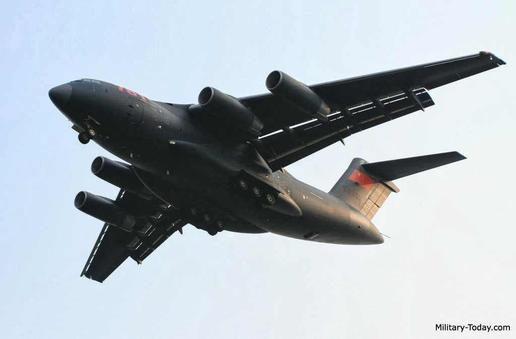 China's Xi'an Y-20. Image Credit: Military-Today
