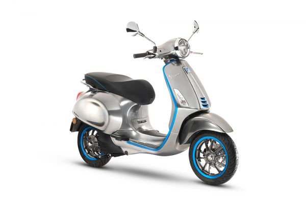 Electric Vespa is coming your way in 2018.