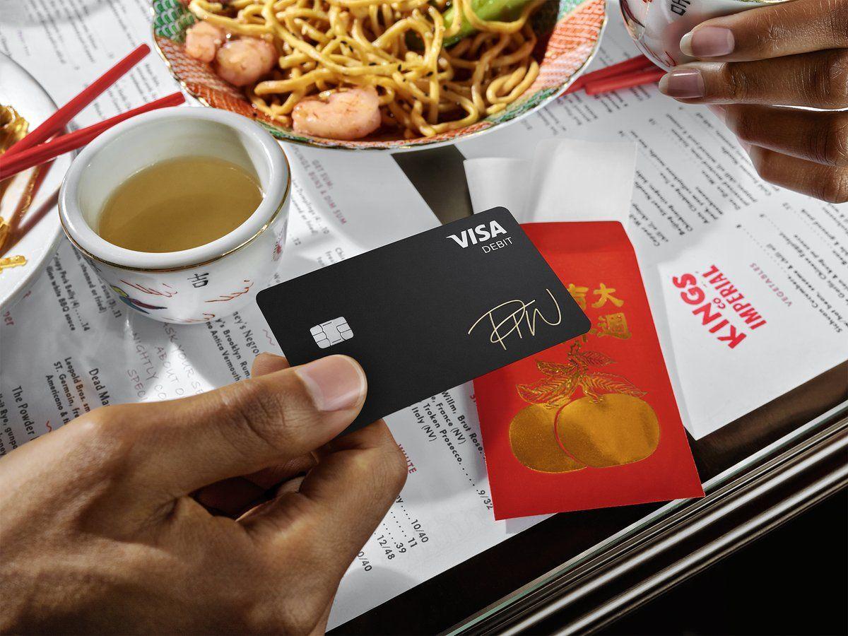 The Square Cash Visa card. Image Credit: Square Cash