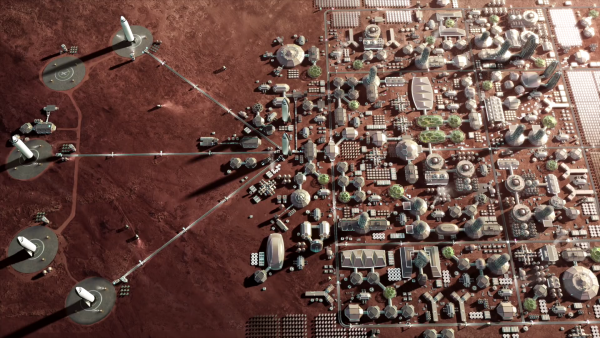 Boeing could be the ones to make Mars colonization a reality.